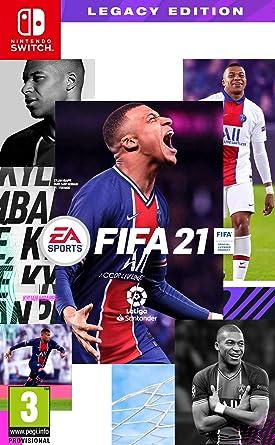 FIFA 21 Legacy Edition - Nintendo Switch: Amazon.es: Videojuegos