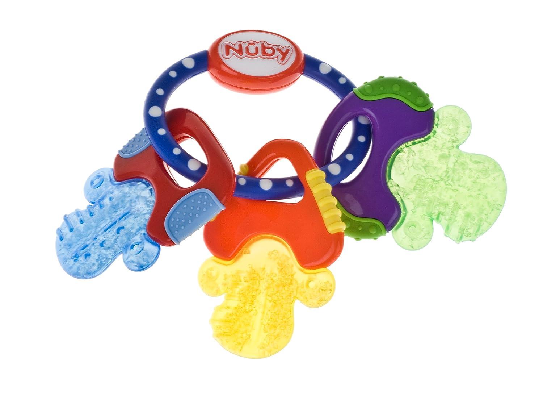 Icy Bite Keys Teether Multi