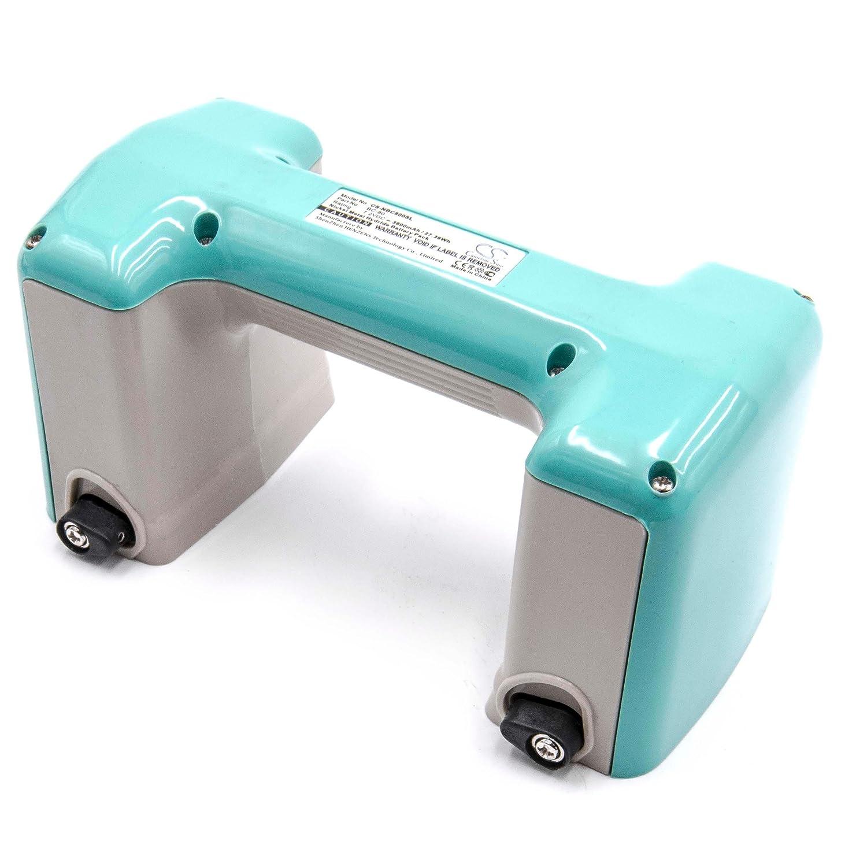 7.2V vhbw NiMH bater/ía 3800mAh DTM-502 NPL-821 DTM-501 DTM-800 DTM-600 DTM-801 para medidor Nikon DTM-500