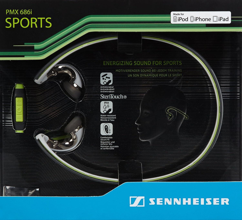 Sennheiser PMX 686i Sports - Auriculares de contorno de cuello ...