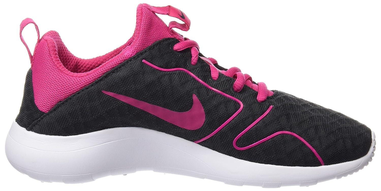 NIKE schwarz Damen 844898 Sneaker, schwarz NIKE Verschiedene Farben (Grün / Rosa) a26888