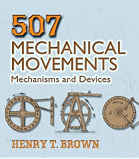 1800 mechanical movements devices and appliances dover science