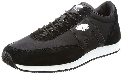 Karhu - Zapatillas de Sintético para Hombre Negro Negro: Amazon.es: Zapatos y complementos
