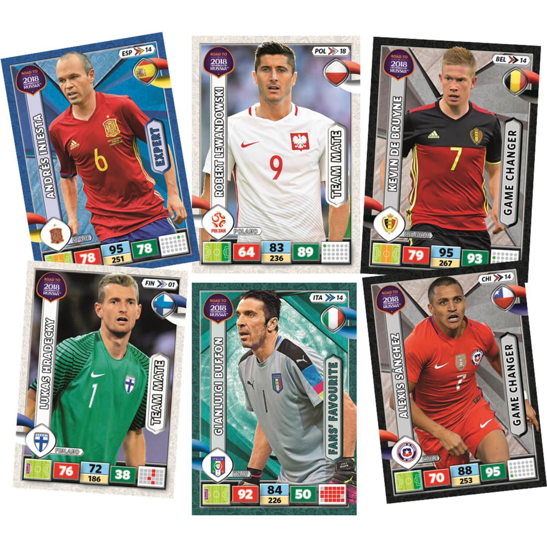 World Cup 2018 Road to RTWC18PG - Juego de cartas, edición ...