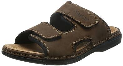 7eab3c92c91b Rieker 25559/25, Sandales homme: Amazon.fr: Chaussures et Sacs