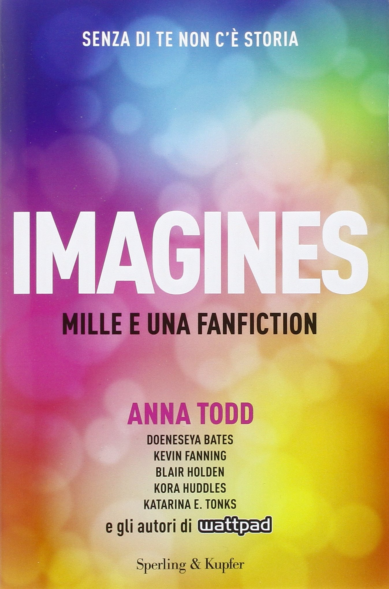 Mille e una fanfiction (Pandora): Amazon.es: Anna Todd: Libros en idiomas extranjeros