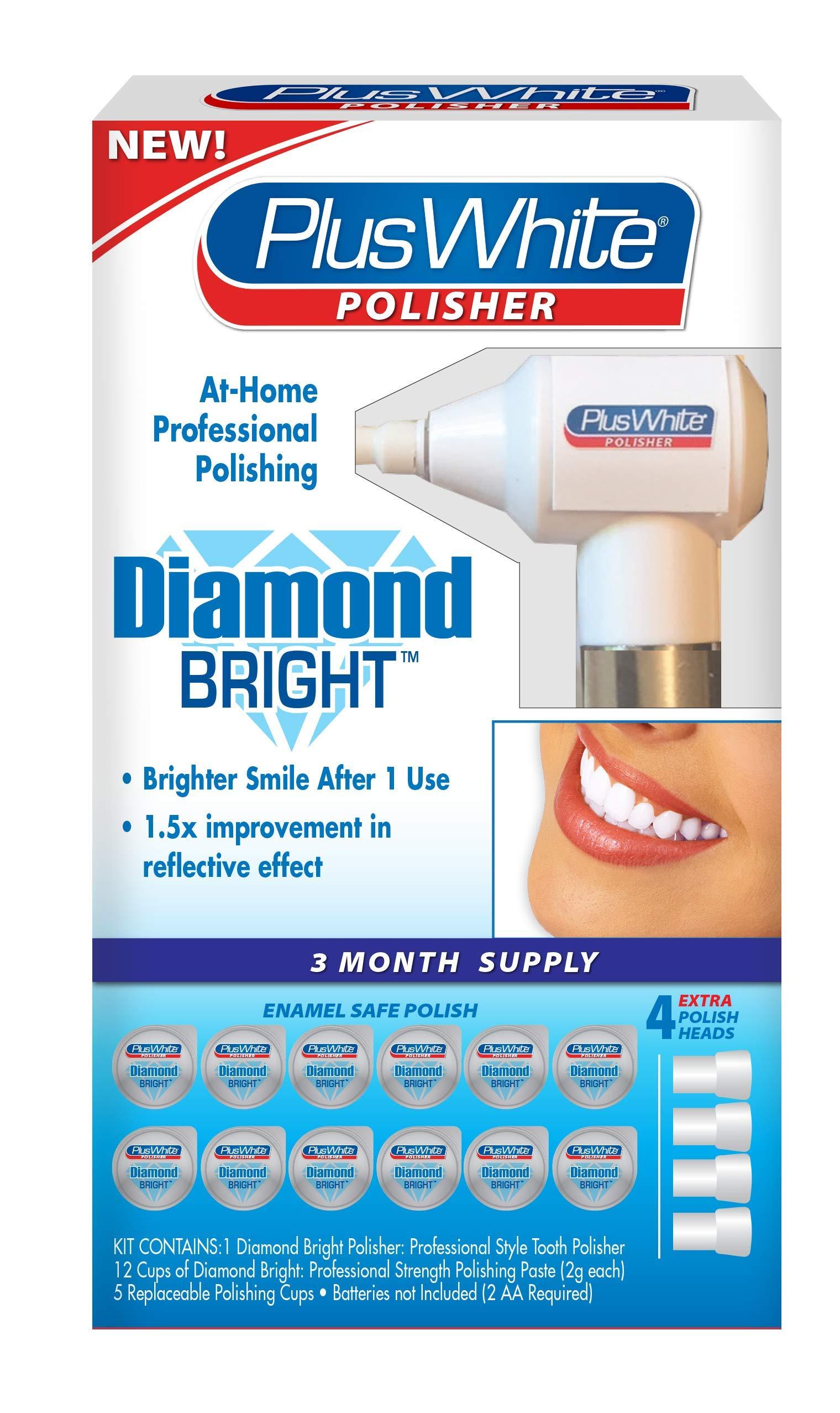 Plus White Plus White Diamond Bright Polisher by Plus White