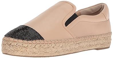 547daf645 Amazon.com: KENDALL + KYLIE Women's JOSS Sneaker, lite Latte, 6.5 ...