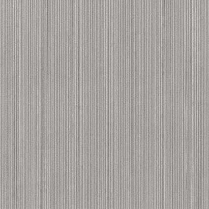 Serenity Metallic Satin Gray Vinyl Textured Wallpaper For Walls Sample Swatch By Romosa Wallcoverings