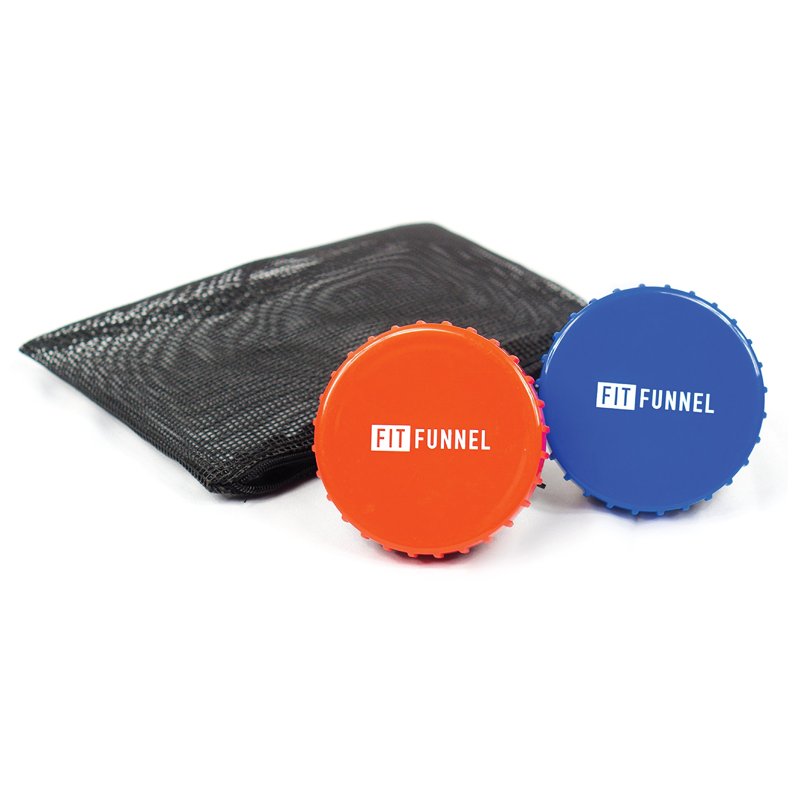 Details about Fit Funnel Protein Powder and Supplements Container | Fits  Standard-Size Water