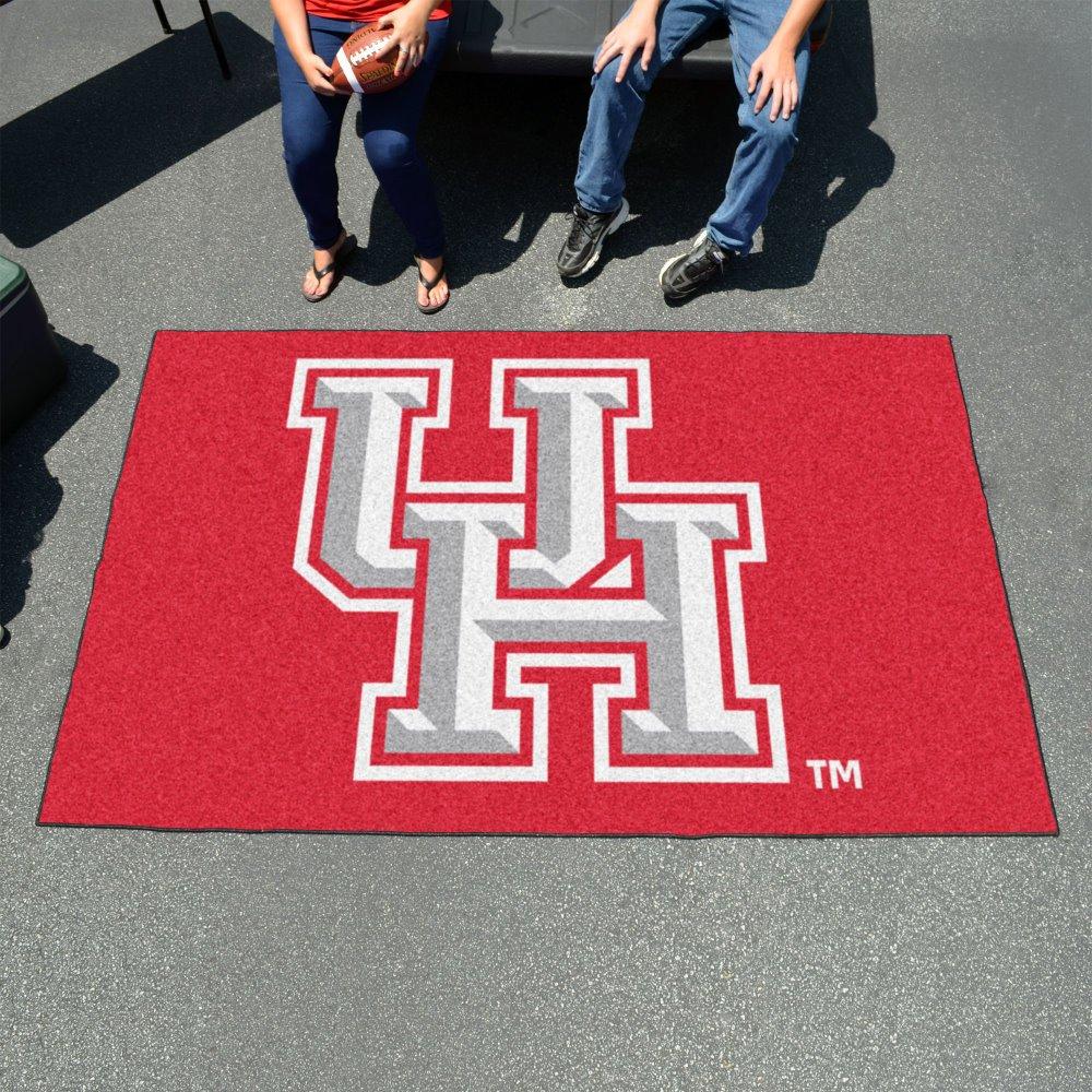 ヒューストン大学のファンマットエリアラグ 60\  B00WFJ1HP6
