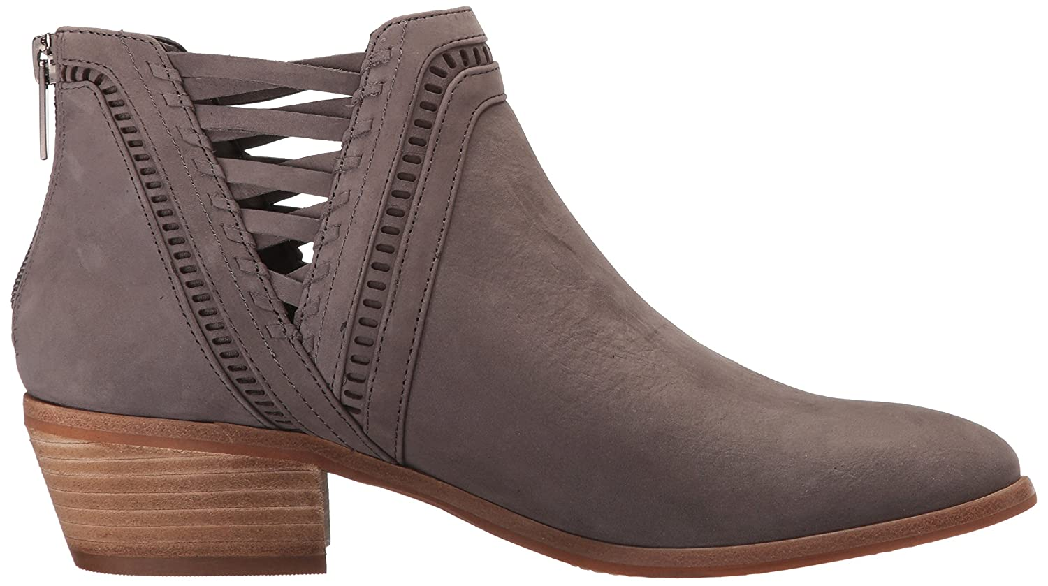 Vince Camuto Women's Pimmy Ankle Boot B07239J129 5.5 B(M) US Gray Stone