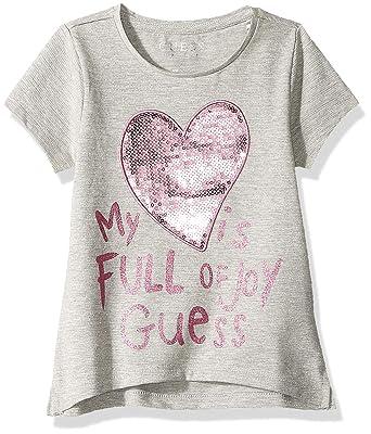 Camiseta de Tirantes para Ni/ñas GUESS