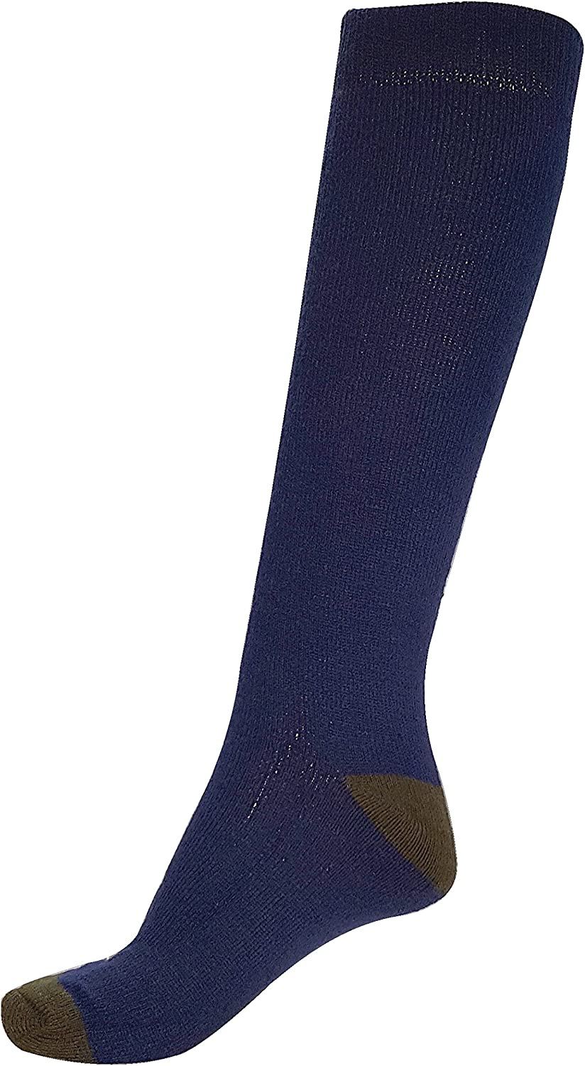 OCTAVE/® Mens Wellington Wellie Boot Socks Collection Various Styles /& Colours