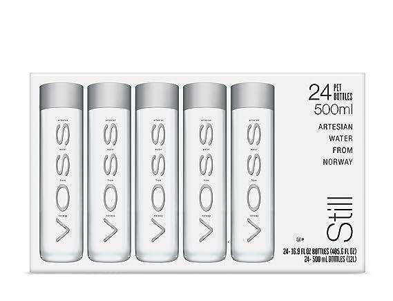 e6a887db2b VOSS Artesian Water (Still), 500 ml Plastic Bottles (Pack of 24):  Amazon.ca: Grocery