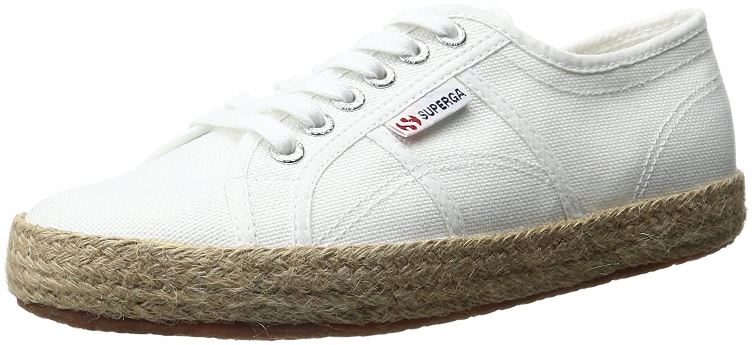 Superga Women's 2750 Cotropew Fashion Sneaker B01LRGYYEI 41.5 M EU / 10 B(M) US|White