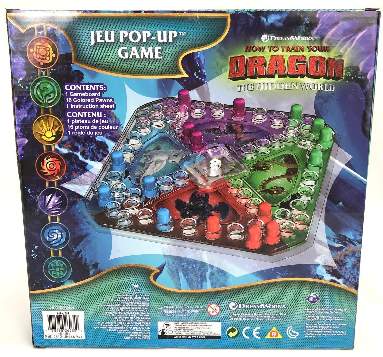 Amazon.com: DreamWorks Cómo entrenar a tu dragón el mundo ...