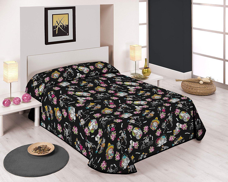 Sabanalia Tijuana Couvre-lit imprim/é Cama 105-200 x 280 Multicolore