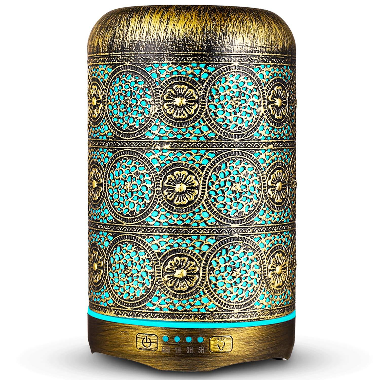 Amazon Com Arvidsson Essential Oil Diffuser 500ml Metal