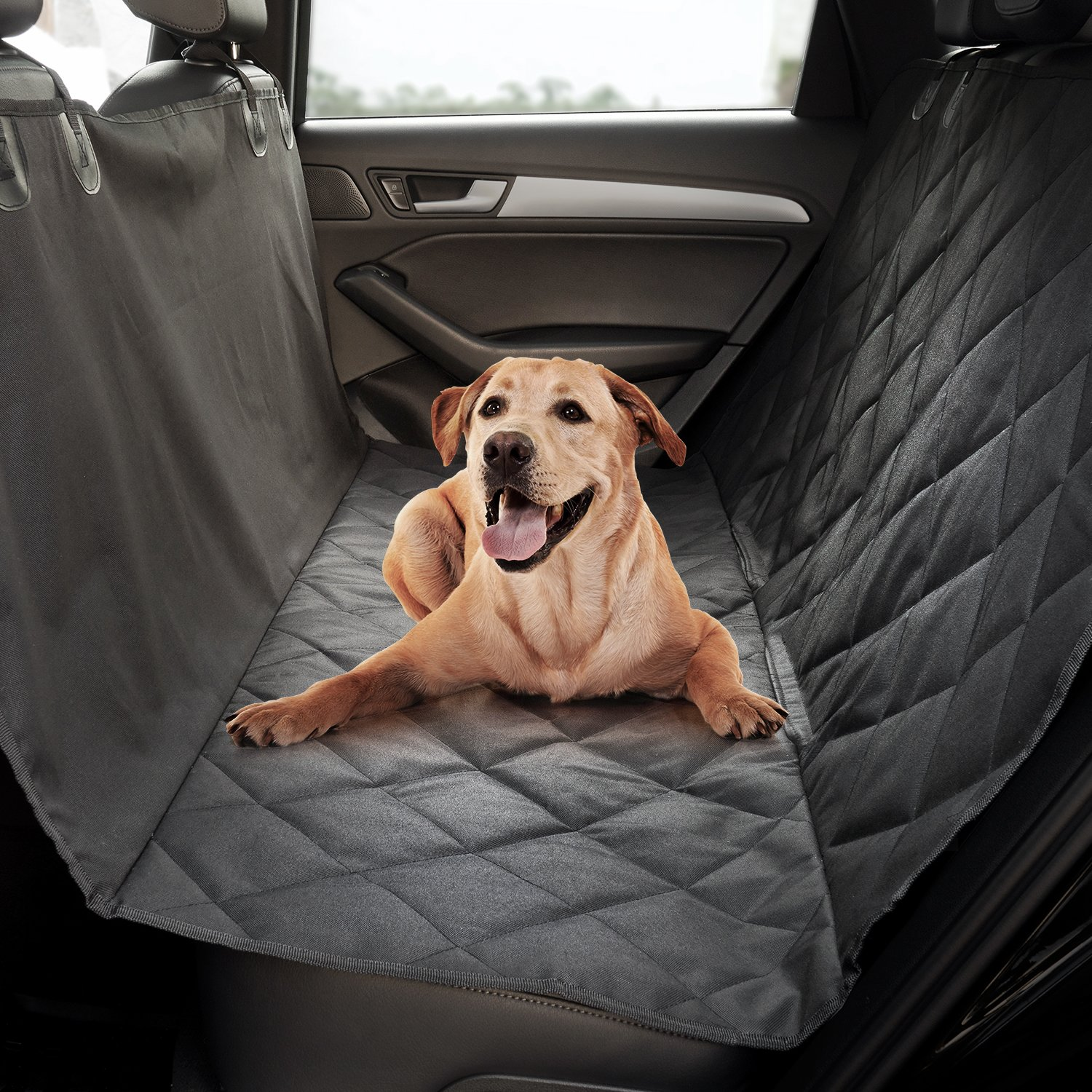 Animals Favorite Pet Seat Cover Quilted Non-Slip Technology Waterproof
