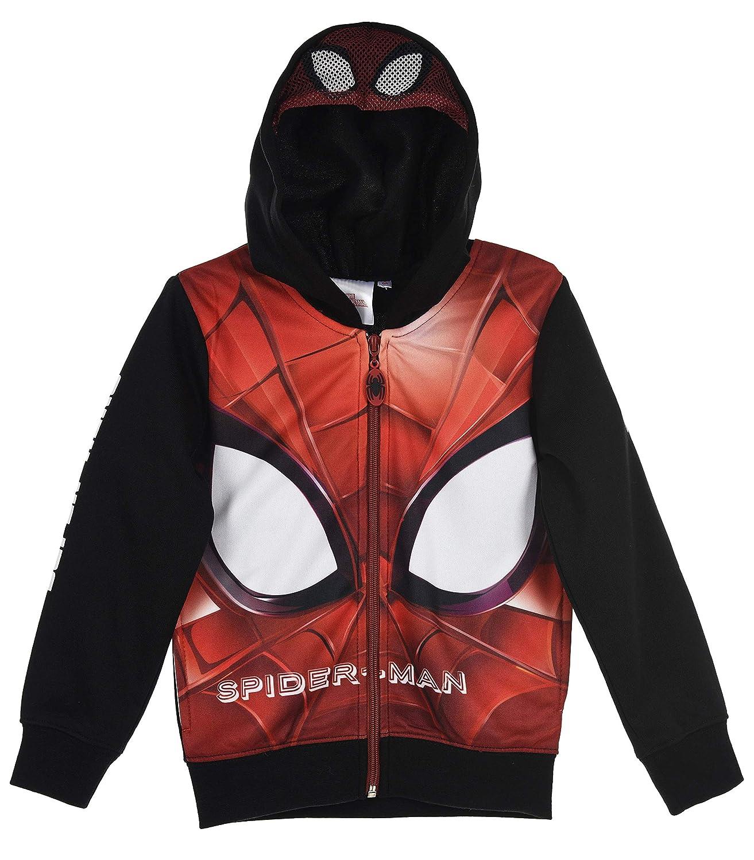 Spiderman Niños Sudadera con Capucha: Amazon.es: Ropa y accesorios