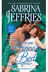 In the Prince's Bed (The Royal Brotherhood Book 1) Kindle Edition