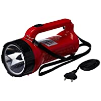 Rock Light RL-6650WT 7-Watt Rechargeable LED Torch (Color May Vary)