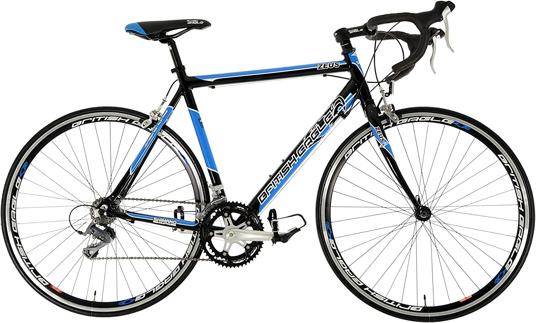 British Eagle Velocita - Bicicleta de Carretera para Hombre, Rueda ...