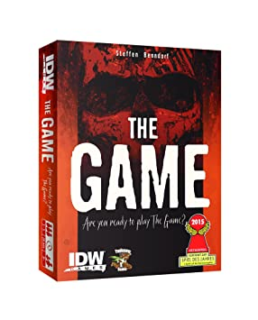 The Game: Are You Ready To Play? (Card Game)