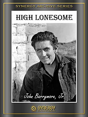 1940-49 Collection Here Original Print Ad 1950 High Lonesome Movie Ad John Barrymore Jr