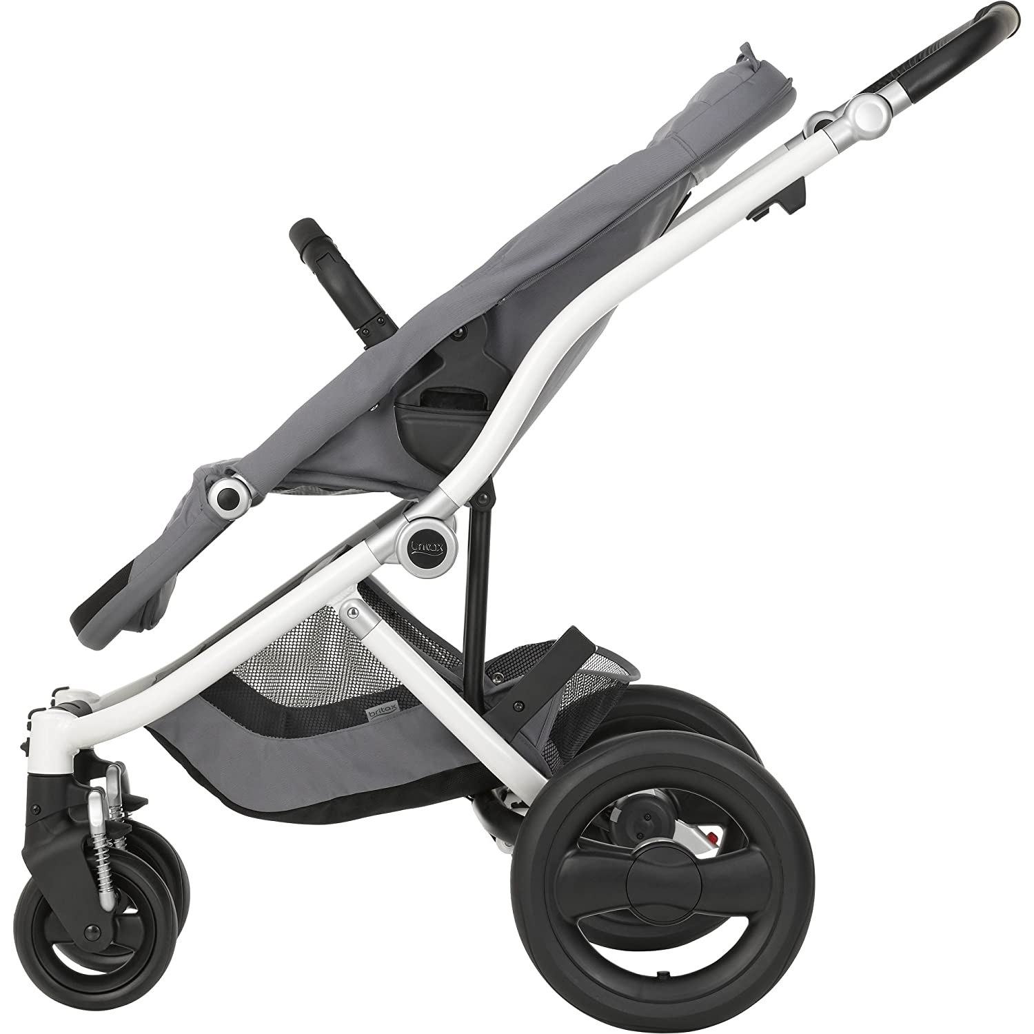 Britax Affinity 2 Base Model 6 Months 17kg 3 Years White