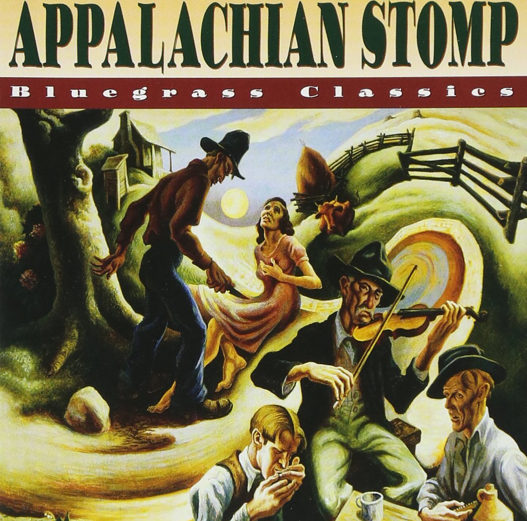 Appalachian Stomp: Bluegrass Classics by APPALACHIAN STOMP-BLUEGRASS