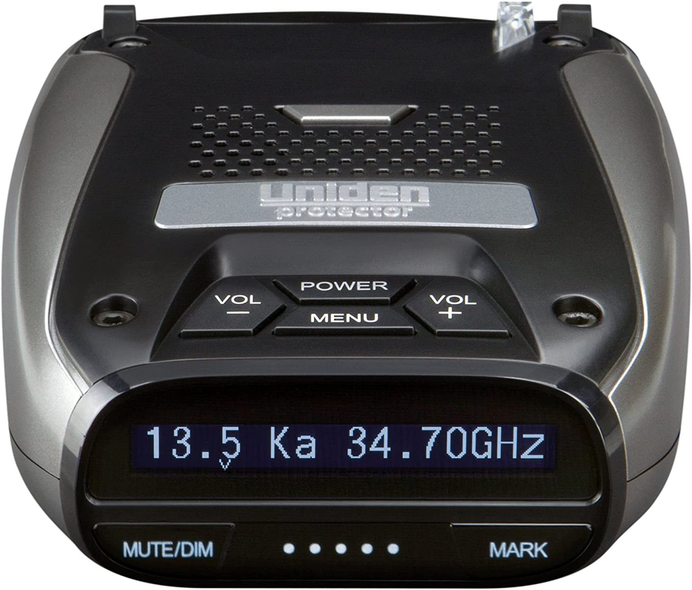 Uniden LRD950 Laser Radar Detector with GPS and Red Light Traffic Camera Alert