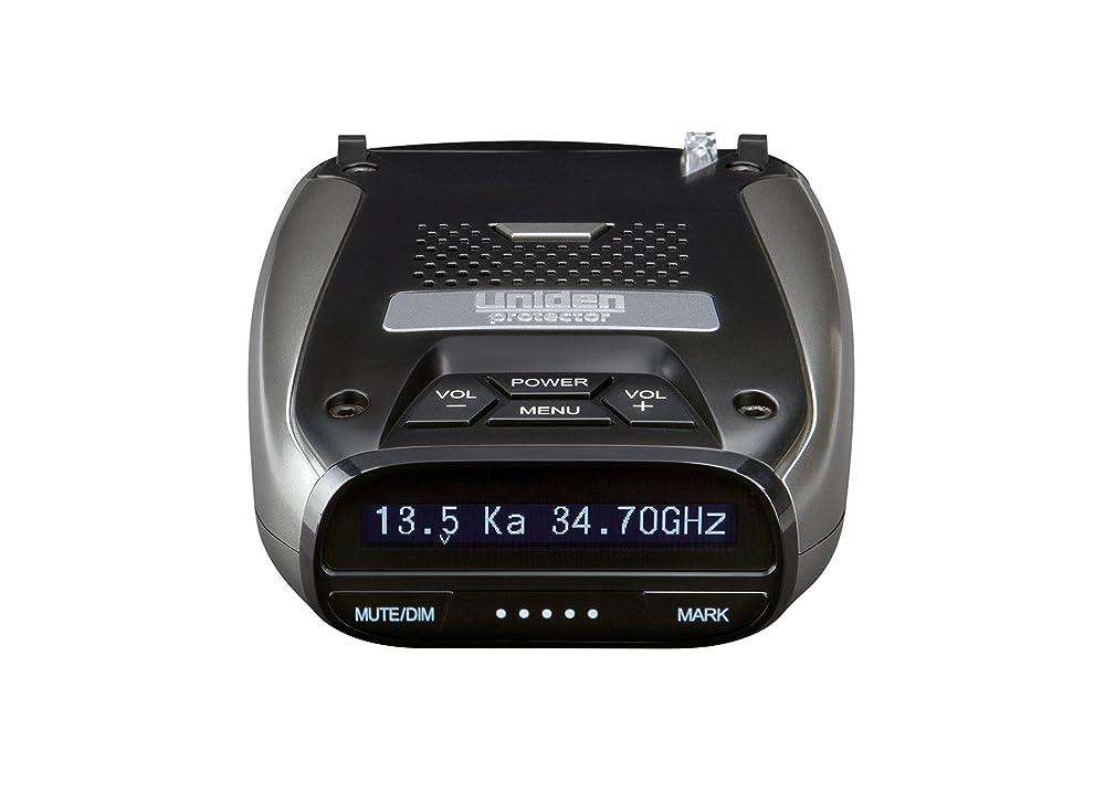 Uniden LRD950 Laser Radar Detector with GPS and Red Light Traffic Camera Alert