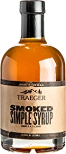 Traeger Grills MIX001 Smoked Simple Syrup Cocktail Mixer