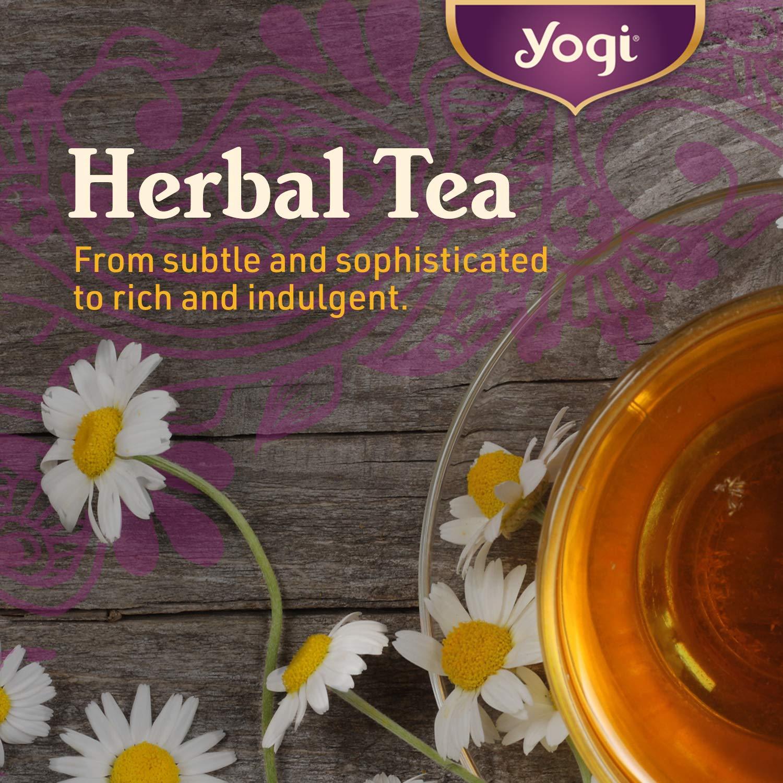 Yogi Tea - Egyptian Licorice - Warming and Naturally Spicy Sweet - 6 Pack, 96 Tea Bags Total
