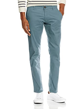 Mens Shhthreeparis Blue Mirage St Pants Noos Trousers Selected