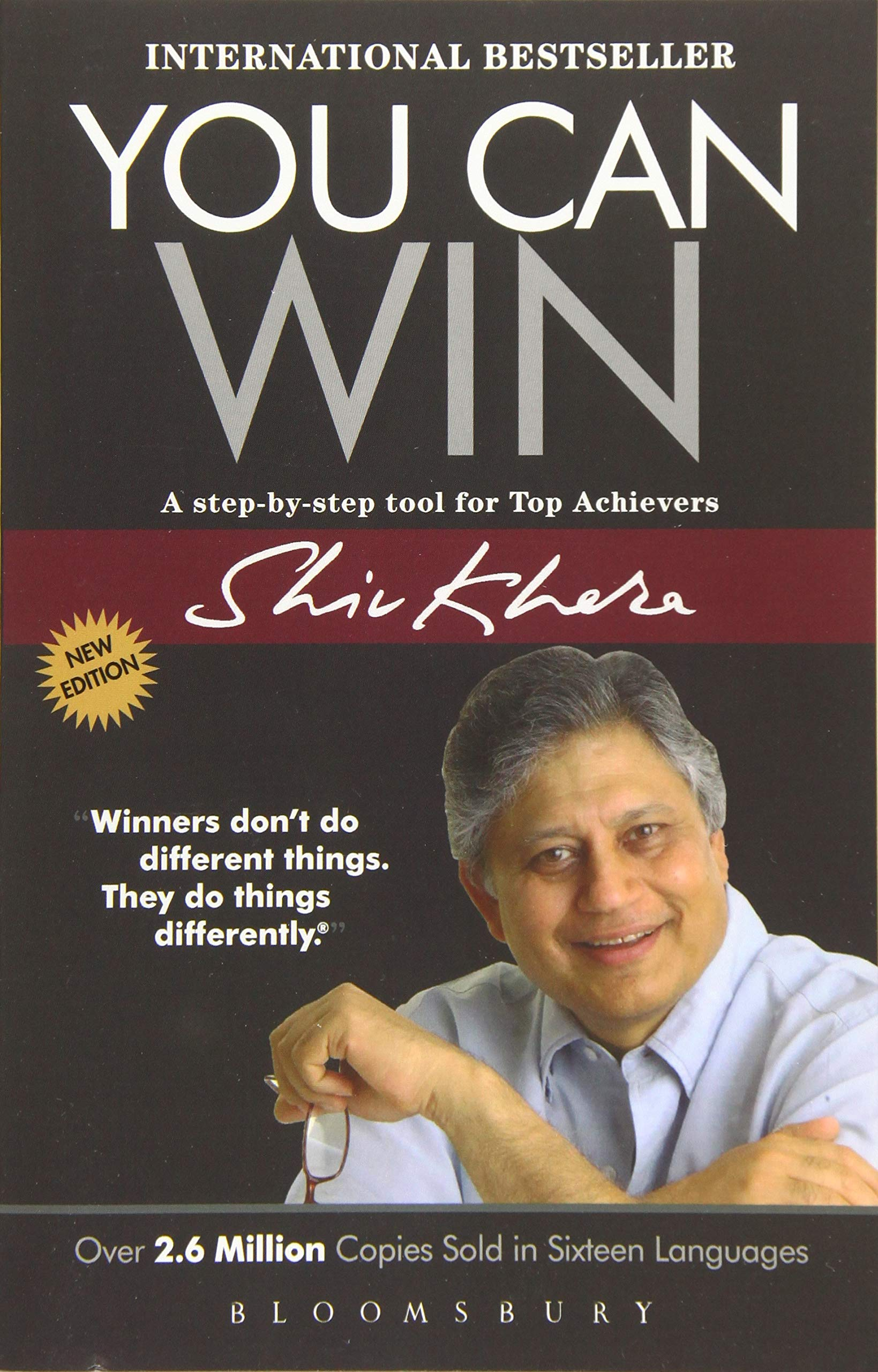 Book U Can Win By Shiv Khera