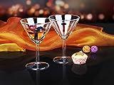 Amlong Crystal Lead Free Double Wall Martini