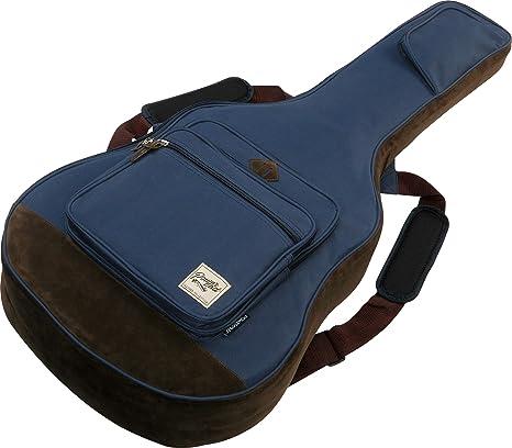 Ibanez iab541-nb funda Powerpad para guitarra acústica, azul ...