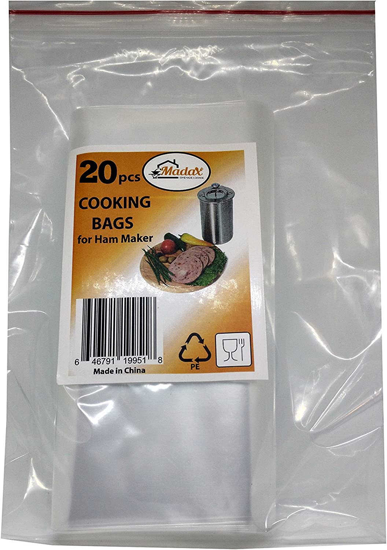 Ham Maker's Cooking Bags - 20 pcs