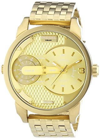 Diesel DZ7306 Mini Daddy Gold Multifunctional Watch