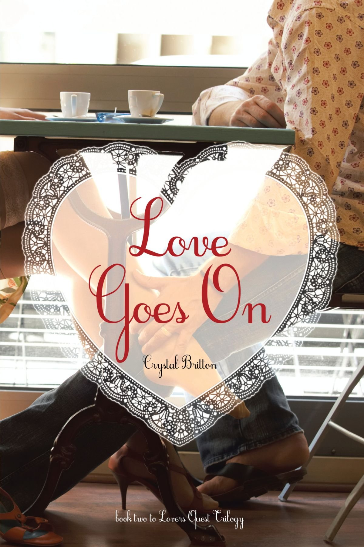 Love Goes On ebook