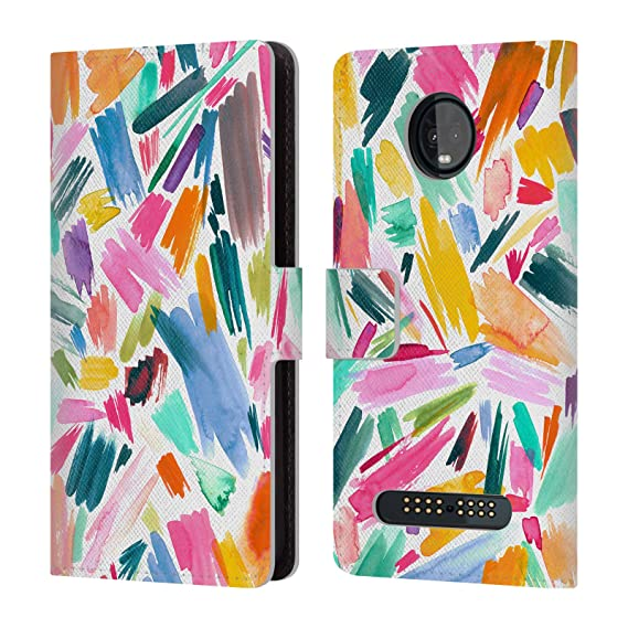 OFFICIAL NINOLA WATERCOLOR 2 LEATHER BOOK WALLET CASE COVER FOR APPLE iPAD