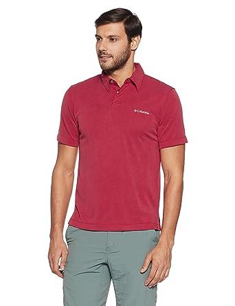 Columbia - Camiseta de Acampada y Senderismo para Hombre, 03 ...
