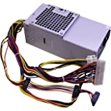 250W L250NS-00 Power Supply Unit PSU for DELL Optiplex 390 790 990 3010 Inspiron 537s 540s 545s 546s 560s 570s 580s 620s Vostro 200s 220s 230s 260s 400s Studio 540s 537s 560s Slim Desktop DT Systems