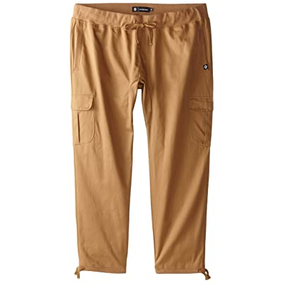 Akademiks Men's Studio Twill Cargo Pant (Various Colors and Sizes Including Big and Tall)