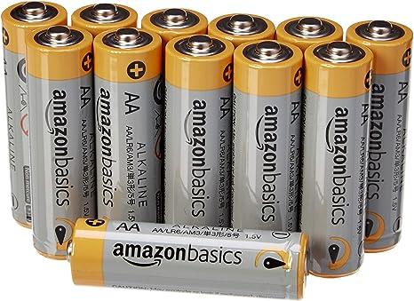 Amazon Basics - Pilas alcalinas AA 'Performance'
