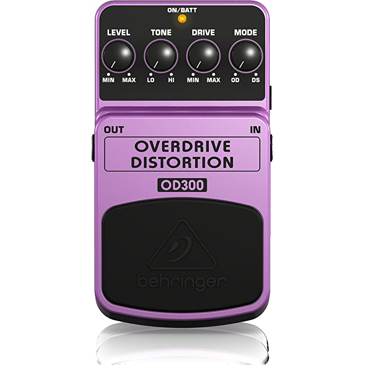 BEHRINGER OD300 OVERDRIVE/DISTORTION