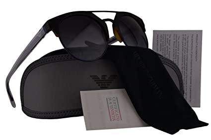 f0451a4b3b93 Image Unavailable. Image not available for. Color: Emporio Armani EA4092  Sunglasses ...